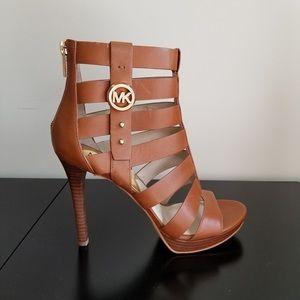 Michael Kors Bowen Bootie Leather